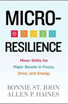 Micro-Resilience: Minor Shifts for Major Boosts in Focus, Drive, and Energy, Bonnie St. John