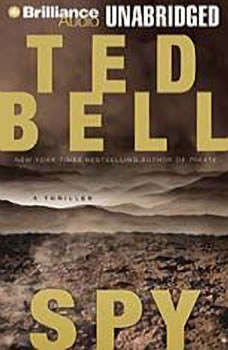Spy: A Thriller, Ted Bell