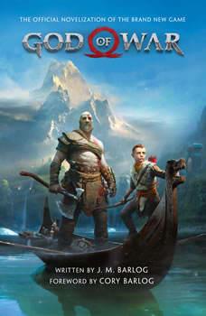 God of War: The Official Novelization, J. M. Barlog