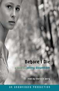 Before I Die, Jenny Downham