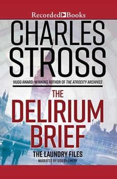 The Delirium Brief, Charles Stross