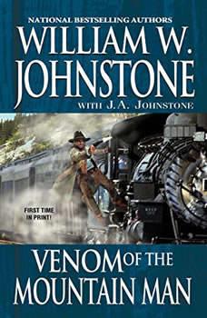 Venom of the Mountain Man, William W. Johnstone