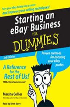 Starting an E-Bay Business for Dummies, Marsha Collier