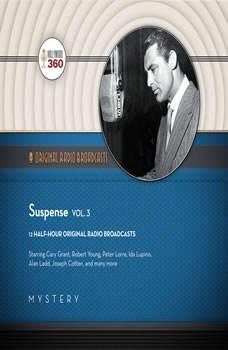 Suspense, Vol. 3, Hollywood 360