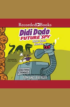 Didi Dodo, Future Spy: Robo-Dodo Rumble, Jared Chapman