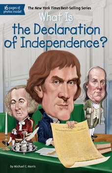 What is the Declaration of Independence?, Michael C. Harris