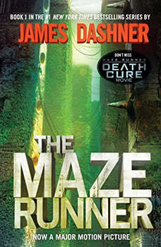The Maze Runner (Maze Runner Series #1), James Dashner