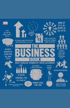 The Business Book: Big Ideas Simply Explained, DK