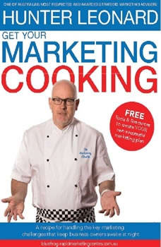 Get your Marketing Cooking, Hunter Leonard