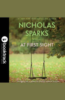 At First Sight: Booktrack Edition Booktrack Edition, Nicholas Sparks