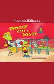 Froggy Gets a Doggy, Jonathan London