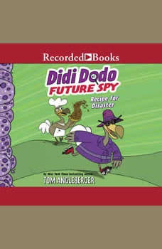 Didi Dodo, Future Spy: Recipe for Disaster!, Jared Chapman