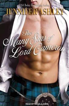 The Many Sins of Lord Cameron, Jennifer Ashley