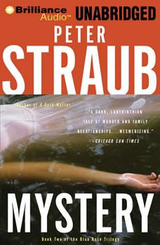 Mystery, Peter Straub