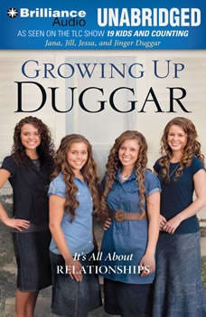 Growing Up Duggar: It's All About Relationships, Jana Duggar