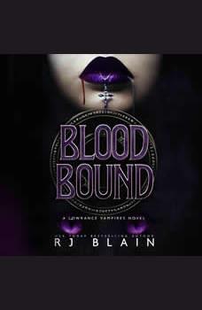 Blood Bound, RJ Blain