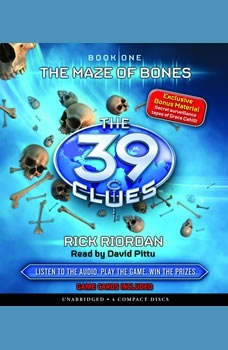 The 39 Clues Book One: The Maze of Bones, Rick Riordan
