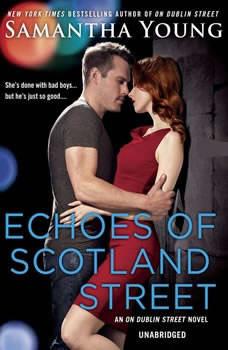 Echoes of Scotland Street: An On Dublin Street Novel, Samantha Young