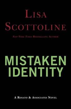 Mistaken Identity, Lisa Scottoline