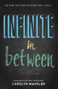 Infinite in Between, Carolyn Mackler