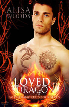Loved by a Dragon, Alisa Woods