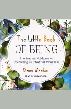 The Little Book of Being: Practices and Guidance for Uncovering Your Natural Awareness, Diana Winston