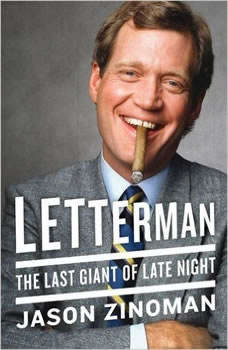 Letterman: The Last Giant of Late Night, Jason Zinoman