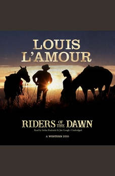 Riders of the Dawn: A Western Duo , Louis L'Amour