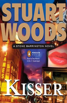 Kisser: A Stone Barrington Novel, Stuart Woods