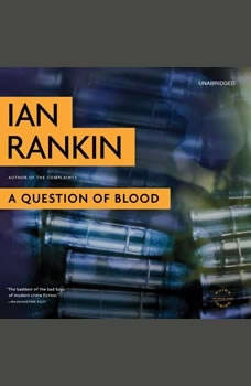A Question of Blood: An Inspector Rebus Novel, Ian Rankin