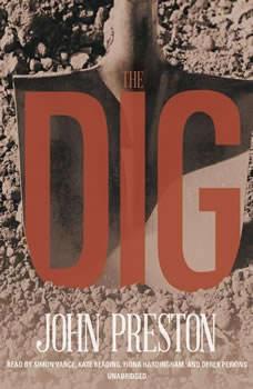 The Dig, John Preston