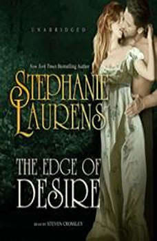 The Edge of Desire: A Bastion Club Novel A Bastion Club Novel, Stephanie Laurens