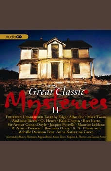 Great Classic Mysteries II, Various Authors