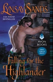 Falling for the Highlander, Lynsay Sands