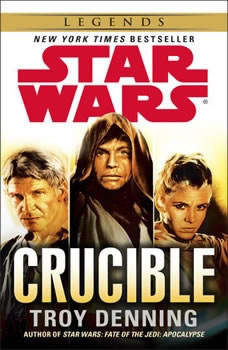 Crucible: Star Wars, Troy Denning