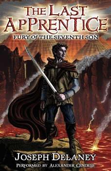 The Last Apprentice: Fury of the Seventh Son (Book 13), Joseph Delaney