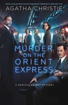 Murder on the Orient Express [Movie Tie-in]: A Hercule Poirot Mystery A Hercule Poirot Mystery, Agatha Christie