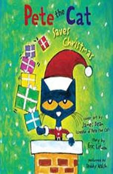 Pete the Cat Saves Christmas, Eric Litwin