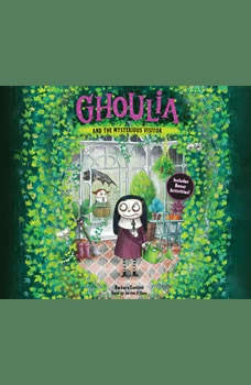 Ghoulia and the Mysterious Visitor, Barbara Cantini