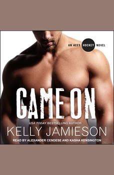 Game On, Kelly Jamieson