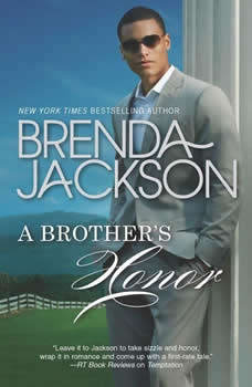 A Brother's Honor: The Grangers, #1, Brenda Jackson