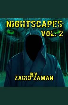 Nightscapes vol:2: 2 Tales of Supernatural Terror, Zahid Zaman