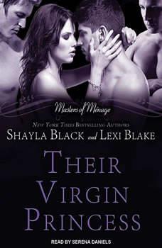 Their Virgin Princess, Shayla Black