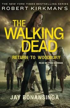 Robert Kirkman's The Walking Dead: Return to Woodbury, Jay Bonansinga