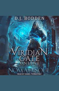 Viridian Gate Online: Nomad Soul, D.J. Bodden