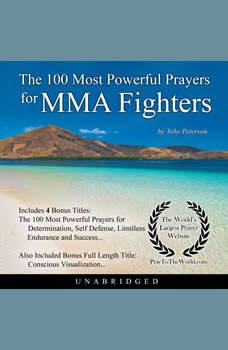 The 100 Most Powerful Prayers for MMA Fighters, Toby Peterson