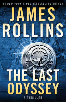 The Last Odyssey: A Thriller, James Rollins