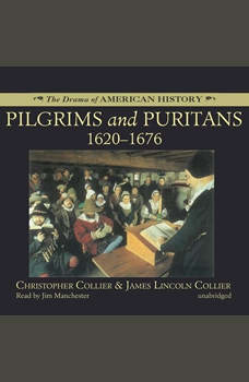 Pilgrims and Puritans, Christopher Collier; James Lincoln Collier