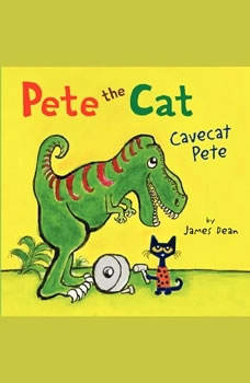 Pete the Cat: Cavecat Pete, James Dean