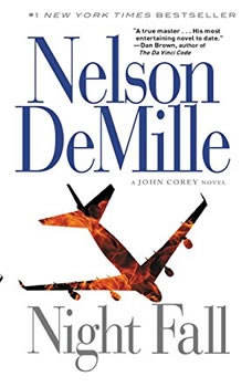 Night Fall: Booktrack Edition Booktrack Edition, Nelson DeMille